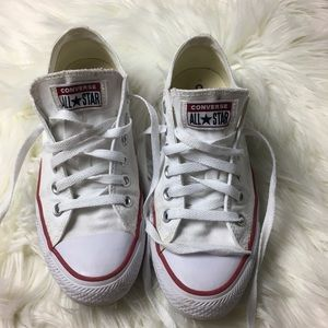 Converse Chuck Taylor Classic White Sneakers SZ 7